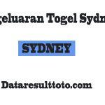 Pengeluaran Togel Sydney
